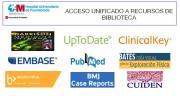 Acceso unificado a recursos de la BibliotecaHFLR