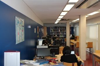 Biblioteca HFLR Hospital Universitario Fuenlabrada 2017